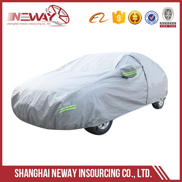 Hot new First Grade transparent car cover suit