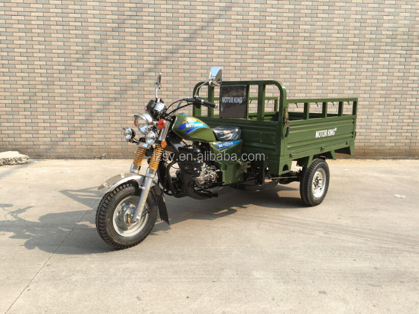 2017 China 200cc 250cc 6-12 passenger three wheel vehicle motorized tricycle five wheel cargo tricycle