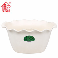 China Wholesale Websites PP Plastic Type Cheap Flowerpot