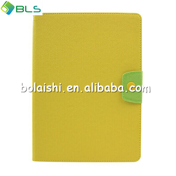 For ipad air case ,for ipad air pu bumper case