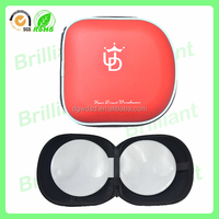 oem factory portable clamshell dvd cd carrying case