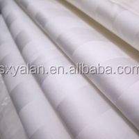 cotton polyster polycotton textile material fabric material for hotel bedding set