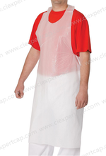 Shandong Factory Food Processing Application Polyethylene Plastic Apron