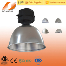 Factory price aluminum light fixture reflector of high bay light