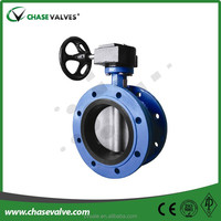 Flange grooved butterfly valve manufacturers with oil
