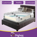 Diglant 10 Inch Gel Infused & Ergonomic 7 Zone Airflow Memory Foam Mattress