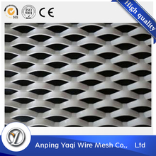 customers excellent reputation stainless steel expanded metal wire mesh/diamond hole expanded metal mesh