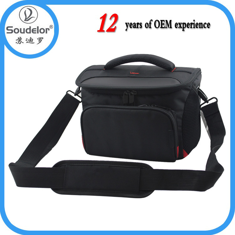 2015 New Style Waterproof Dslr Camera Bags For Men