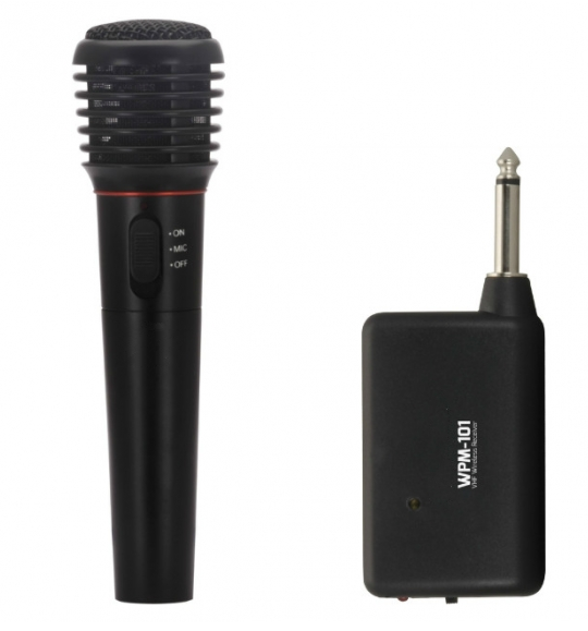 Professional best sell cheap VHF microphone, wireless microphone