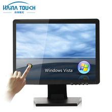 15 inch USB Touch Screen Panel LCD <strong>Monitor</strong> for Desktop Computer