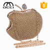 alibaba online shopping china wholesale fashion apple shape ladies evening bag YM1389