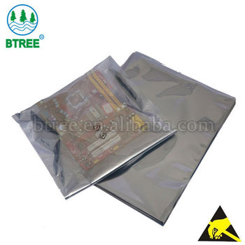 Btree Anti-static Shielding Bag / Anti Static Bags / For Electronic Components