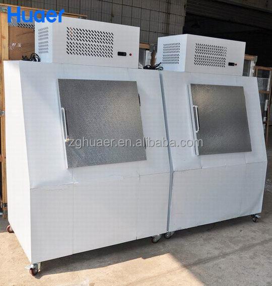 Huaer Bag Ice Storage Bin Indoor Outdoor Ice Merchandiser
