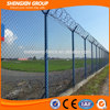 2016 China supplier pvc coated 6ft chain link fence