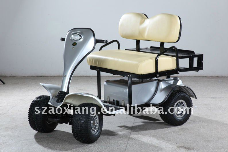 Cheap 24volt ce approved china made import golf carts