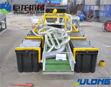 Julong Mini Size and Easy-Operated Gold Dredge with Pump