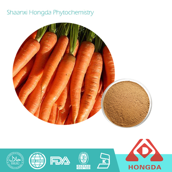 Fresh Vegetable Extract Carrot Extract Powder