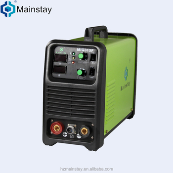 Plastic MIG Semi-Automatic Gas Shielded Welder/ Mig Welding Machine