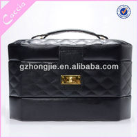 Combination lock professional cosmetic trolley cases for nail beauty