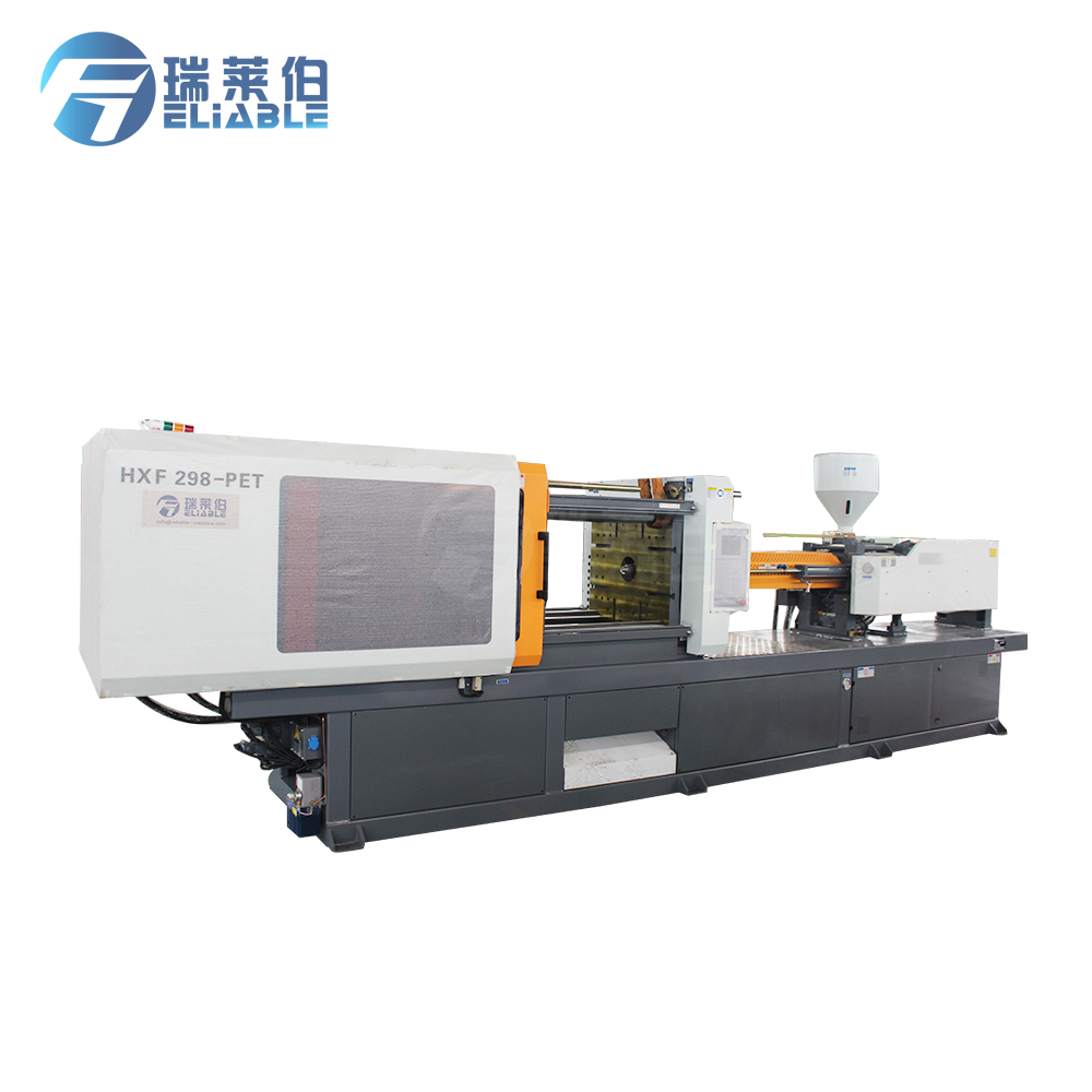 Lowest Cost Used Automatic PVC Injection Moulding Machine Operation