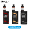 2016 Hottest Ecig Box Mod 220W High Wattage SMOK 3ml Alien Kit with TFV8 Baby Electronic Cigarette