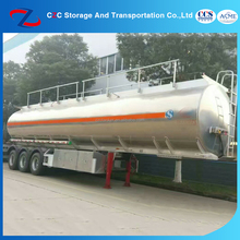 fuel tank cheap semi trailers capacity 50000liter