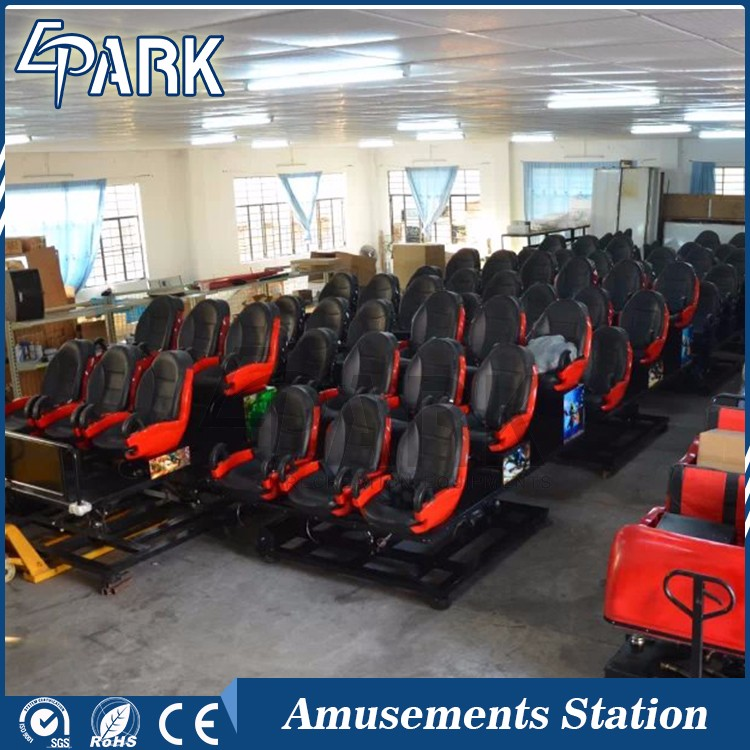 China XD cinema Supplier Adventure roller coaster 7D cinema movies