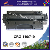 (CS-H505A) Bk toner laserjet printer laser cartridge for canon crg119 crg319 crg719 MF5840dn MF5850dn MF5880dn MF5960dn