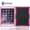 Full-body Rugged Hybrid Protective Case Dual Layer Design Phone Cover for ipad pro 12.9 mix color