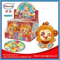 Funny kid plastic monkey water game toys
