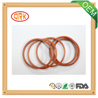 customized silicone high tempareture resistant valve seal