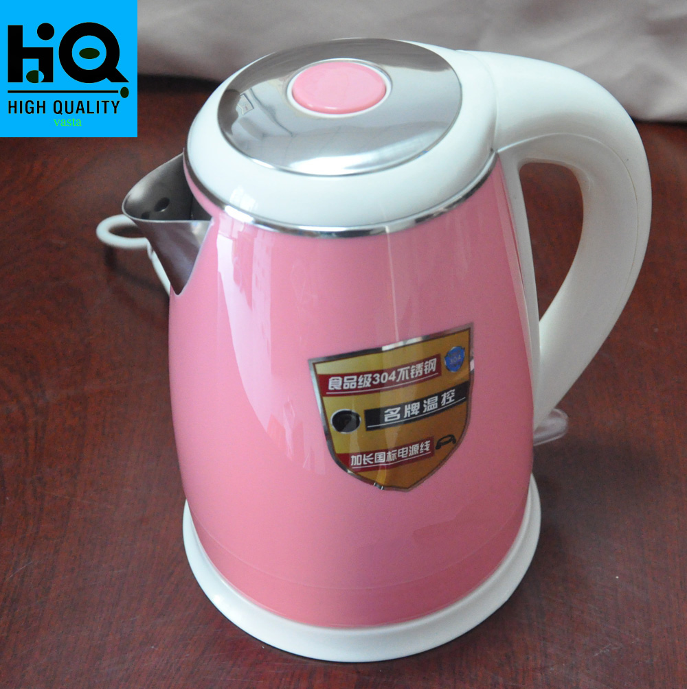 Home <strong>Appliances</strong> Commercial Stainless Steel Polish Electric Plastic Kettle