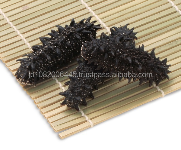 Healthy dried gamat sea cucumber from Hokkaido at reasonable prices