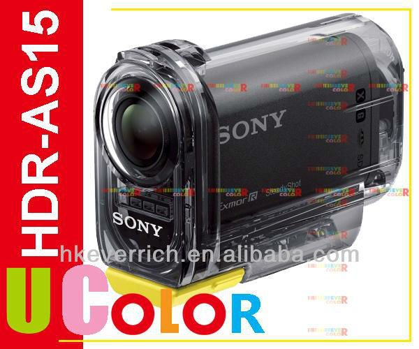 Genuine Sony HDR-AS15 HD Action Camera with Wi-Fi Camcorder