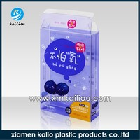 Clear plastic pvc box,Thin rectangular clear plstic boxes, Plastic gift box