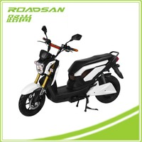 Classical Style Alloy Wheel With Battery Cheap Electric Motorcycle 1000W