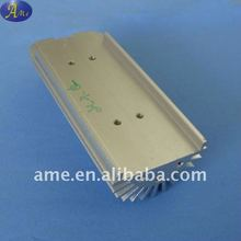 Aluminium LED tube housing