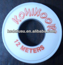 PTFE THREAD SEAL TAPE(caflon) 12mm 19mm high temperature pipe tape
