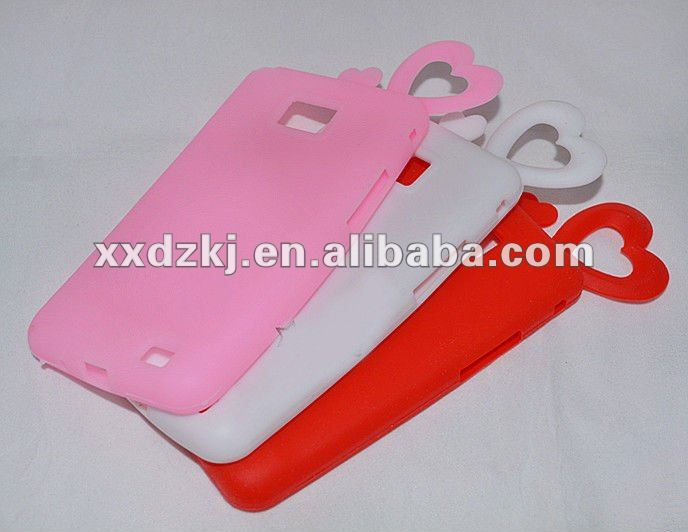 BETAGO Loving silicone case for samsung galaxy s2 i9100