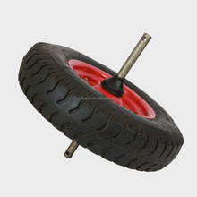 high quality wheelbarrow tyre 4.00-8/ 4.80-8 with inner tube