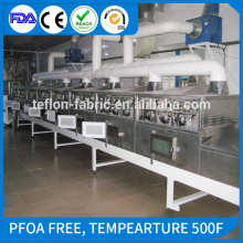 High Efficient Industrial Conveyor Belt Type Microwave Tunnel Dryer