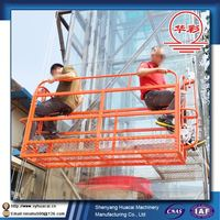 ZLP400 hanging manufacturer steamship glass cleaning ISO different types of scaffold