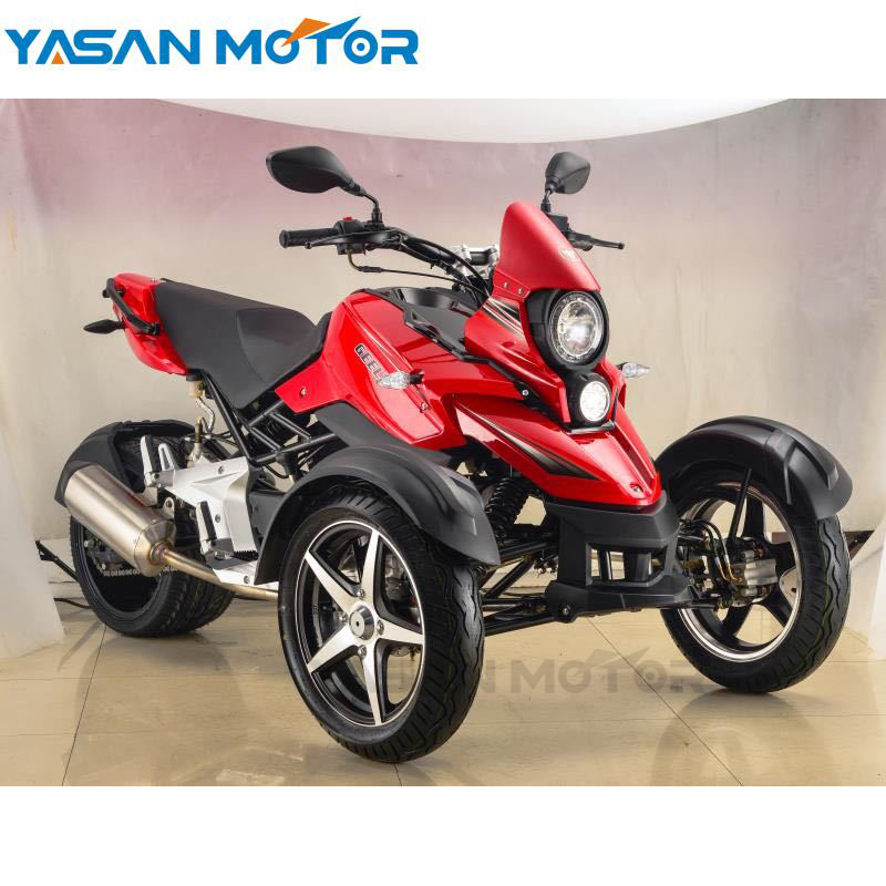 Big Powerful 200cc Gasoline Motor Tricycle With 4 Stroke