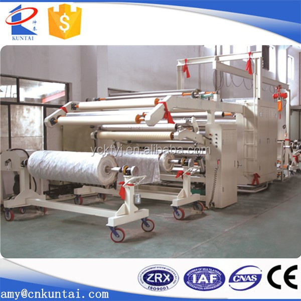 Fabric/Film PUR Hot Melt Glue laminating machine