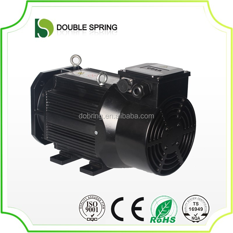 SFS 55 KW high efficiency servo spindle motor