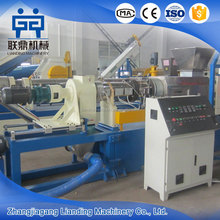 CE Approved Plastic Film Squeezing Dryer And Pelletizing Machine