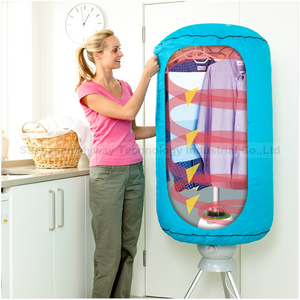 Balcony Air O Dry Portable Travel Clothes Dryer