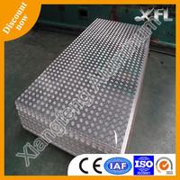aluminium checker plate weight 1050