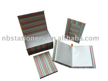 Box Packing Family Stationery set