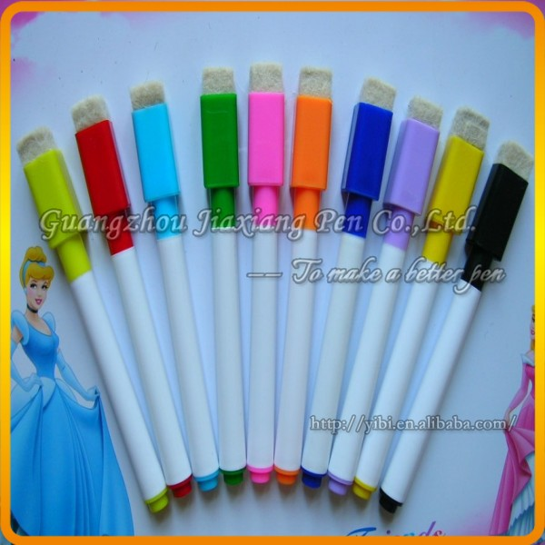 DEP--W050 full colors bright cheap marker pen for kids cheap pen
